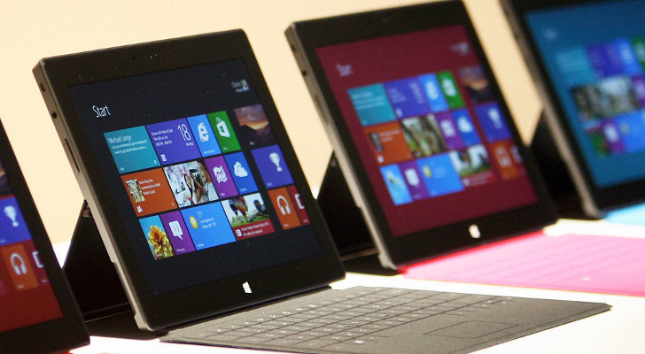 Steve Ballmer Promises Surface with Windows 8 Pro Will Be Unique