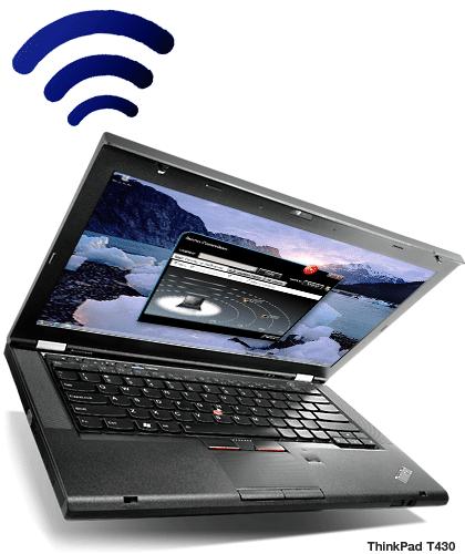 ThinkPad T430 laptop connectivity options