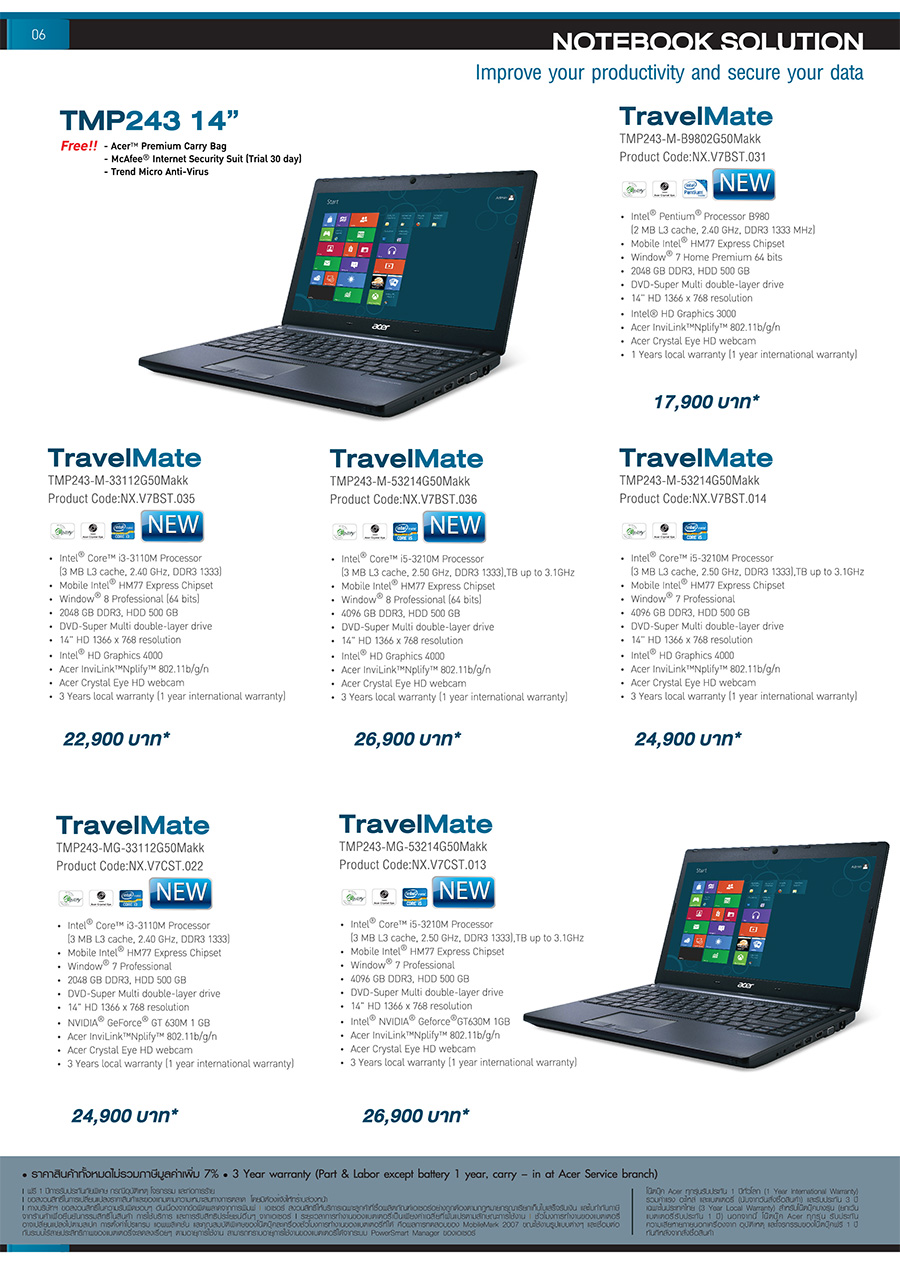 acer business 25 6