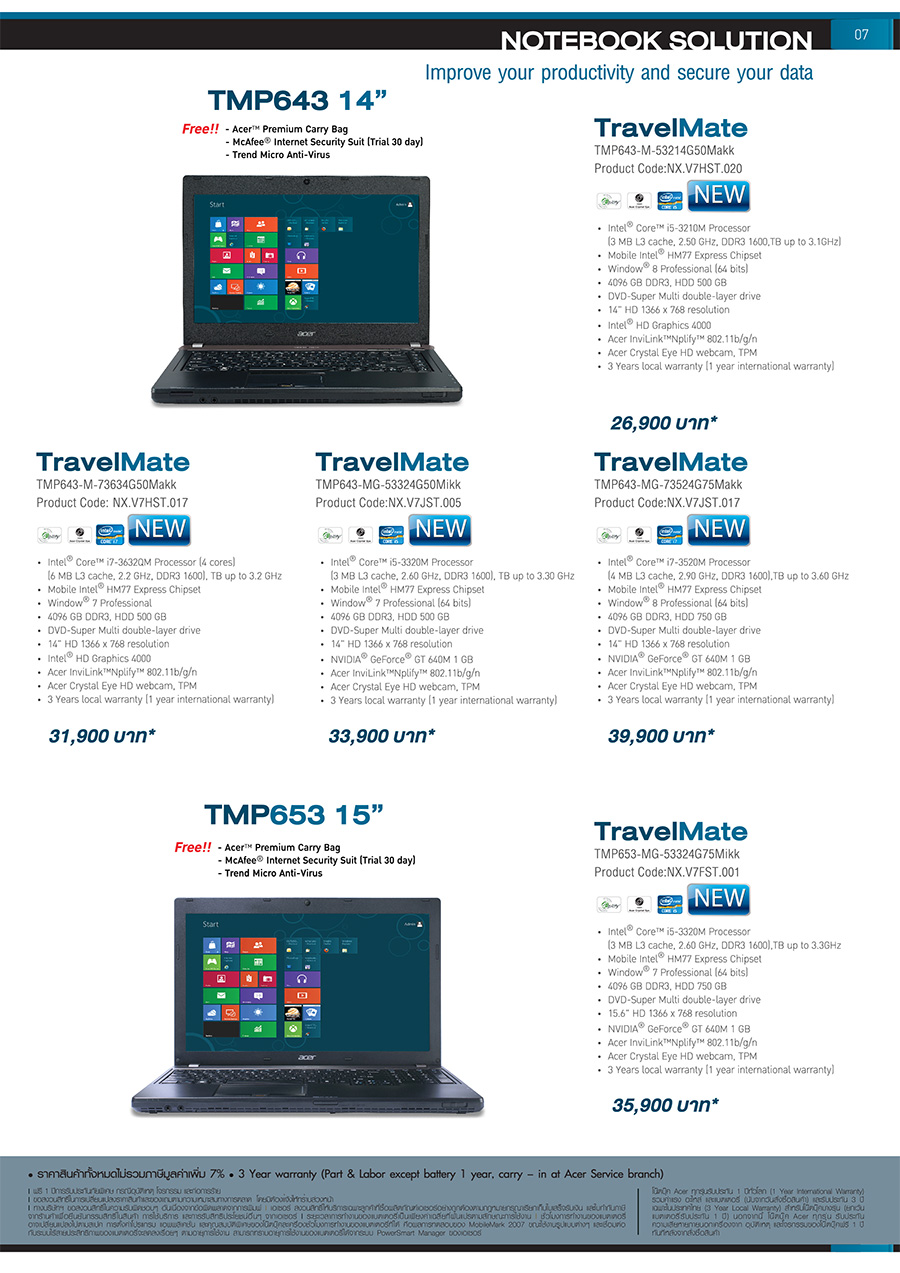 acer business 25 7