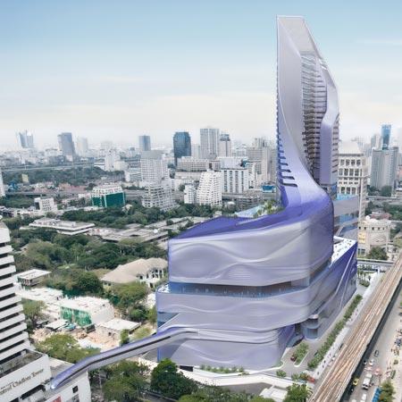 amanda levete bangkok sq