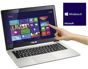 เลือกโน้ตบุ๊ก Windows 8 จะเอาหน้าจอทัขสกรีนหรือโน้ตบุ๊กทั่วไปที่สเปกแรงไปเลย