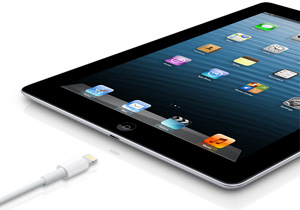 สเปก ราคา iPad 4 (iPad with Retina Display)