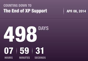 Windows XP เหลือระยะเวลาสนับสนุนจาก Microsoft อีกแค่เกือบ 500 วันเท่านั้น