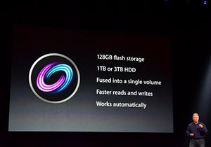 มีคนพบ เครื่อง Mac รุ่นเก่าที่ใช้ Mountain Lion ก็สามารถใช้งาน Fusion Drive ได้