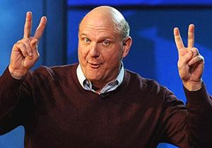 Steve Ballmer CEO ของ Microsoft บอก : จะได้เห็นฮาร์ดแวร์ Microsoft มากขึ้นแน่นอน