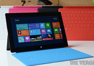 Windows RT กินพื้นที่ 32GB ของ Surface กว่าครึ่ง เป็นไปได้แนะนำให้เพิ่ม microSD