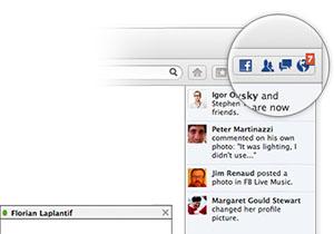 Firefox 17 เปิดตัวมาพร้อม Social API ฝังระบบ Facebook Messenger มาพร้อม