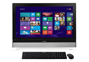 MSI Wind Top AE2712 เครื่อง All-in-one หน้าจอ 27