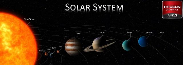 AMD Solar System