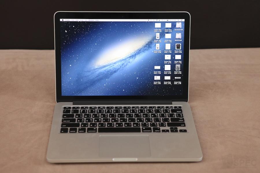 Apple MacBook Pro Retina 13 Review5 012