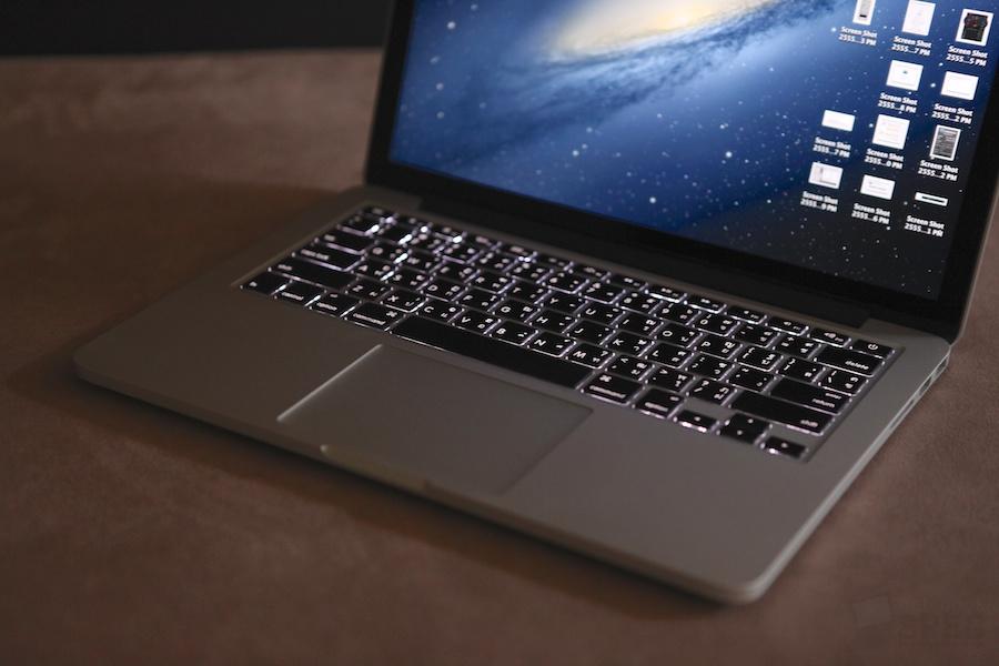 Apple MacBook Pro Retina 13 Review5 032