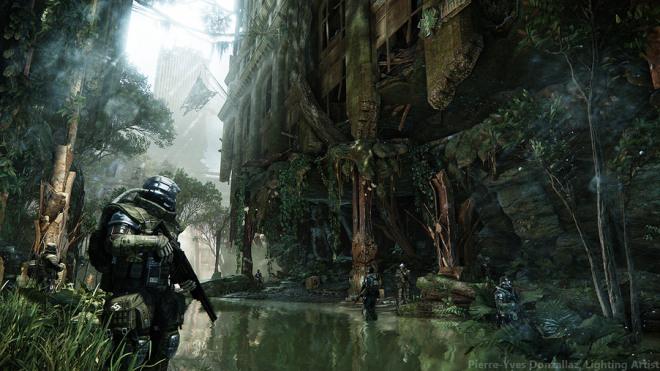 Crysis 3 Environment
