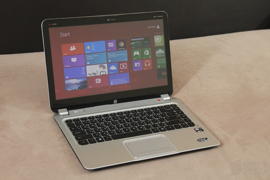 HP Envy Touch Smart Review 007