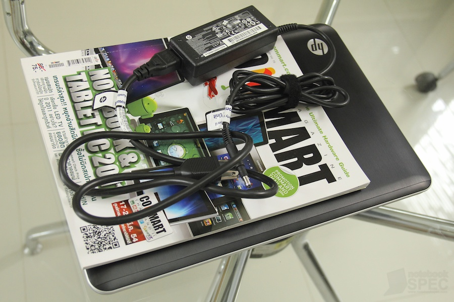 HP Envy Touch Smart Review 042