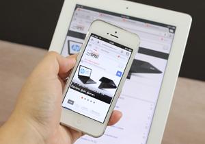 Notebookspec Mobile พร้อมใช้งานผ่านบราวเซอร์ในสมาร์ทโฟน/แท็บเล็ตแล้ว