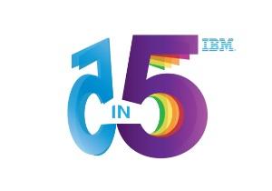 IBM ทำนายว่าอีก 5 ปี คอมพิวเตอร์จะทำงานร่วมกับประสาทสัมผัสทั้ง 5 ของคนได้