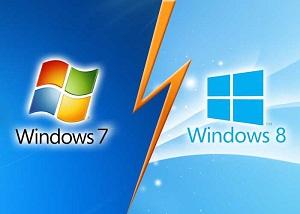 ความเข้ากันได้ของโปรแกรมจาก Windows 7 กับตัว Windows 8