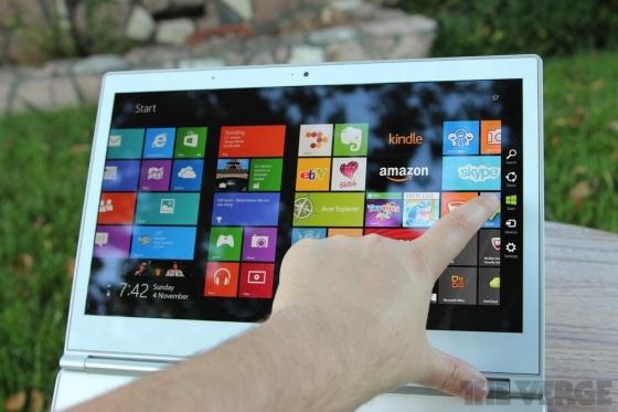 acer s7 touchscreen 560