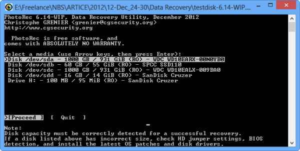 data recovery 031