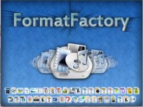 Freeware - Format Factory โปรแกรมแปลงไฟล์ แปลงได้ทุกนามสกุล