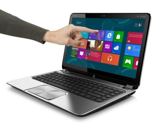 hp envy touchsmart ultrabook 4 win8 screen