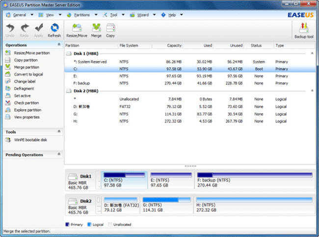 partition manage 02
