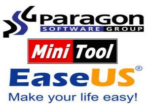 สุดยอดฟรีโปรแกรมแกรมจัดการพาร์ทิชันประจำปี 2012
