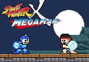 Capcom เปิดตัวเกม Street Fighter X Mega Man ชาวพีซีโหลดฟรี 17 ธันวาคมนี้