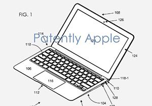 Apple ได้ทะเบียนสิทธิบัตรการออกแบบ MacBook Air ป้องกันการลอกแบบเรียบร้อยแล้ว