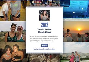 Facebook เปิดให้ใช้งาน Year in Review เพื่อสรุปเรื่องราวในรอบปีของผู้ใช้งาน