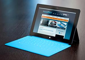 จากการแกะเครื่อง พบที่จริงแล้ว Surface RT 32 GB คิดกำไรต่อเครื่องสูงกว่า iPad