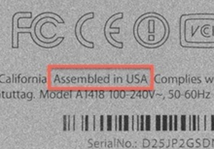 iFixit พบ iMac 21.5 นิ้วรุ่นใหม่บางเครื่องประกอบในสหรัฐฯ ไม่ใช่จีนอย่างที่เคยเป็น