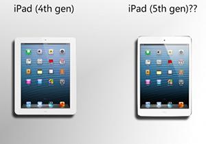 ลือ.. iPad รุ่นต่อไปจะเปิดตัวเดือนมีนาคมปีหน้า ด้วยน้ำหนักที่เบากว่าเดิม