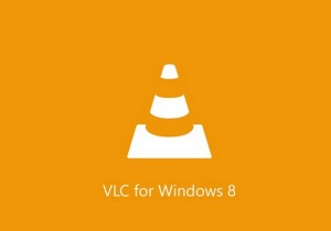 VLC Media Player กำลังจะเป็นแอพพลิเคชั่นพื้นฐานในระบบปฏิบัติการ Windows 8