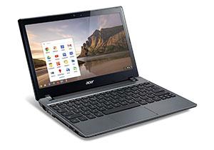 Acer ขอแนะนำ Chromebook C7 ตัวใหม่ ไฉไลขึ้น ราคาเริ่มต้นเพียง 6,xxx บาท