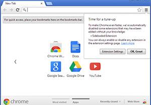 Google สั่งปิดระบบติดตั้ง Extension แบบเงียบๆ บน Chrome เวอร์ชั่น 25 แล้ว