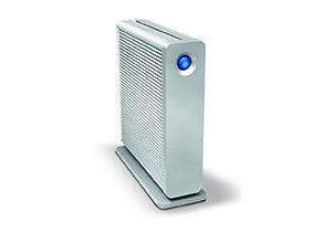 LaCie จับฮาร์ดดิสก์ภายนอกรุ่นยอดฮิต d2 เพิ่ม USB 3.0 และ Thunderbolt
