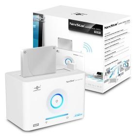 Vantec เปิดตัว NexStar กับ Hard Drive Dock พร้อมระบบเชื่อมต่อด้วย Wi-Fi