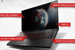Lenovo IdeaPad Y500 ถูกแยกชิ้นส่วน เผยให้เห็นถึงภายในอย่างละเอียดแล้ว