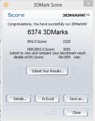 3DMark 062