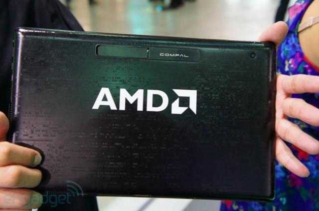 AMD Compal Windows 8 Tablet