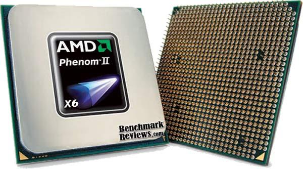AMD Phenom II X6 1090T Processor Pair