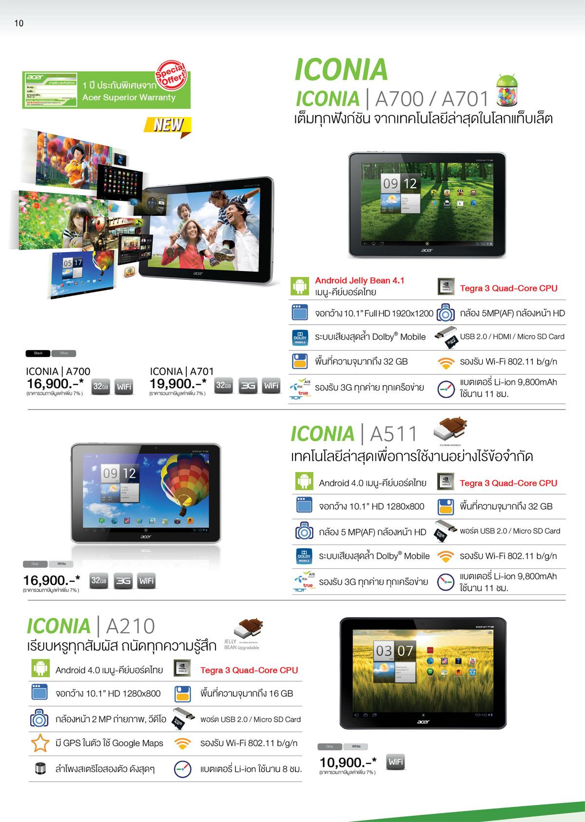Acer4U Home 12