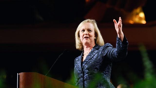Meg Whitman HP CEO