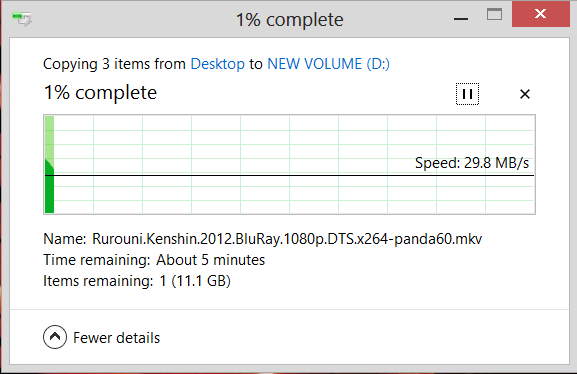 PC to Flashdrive
