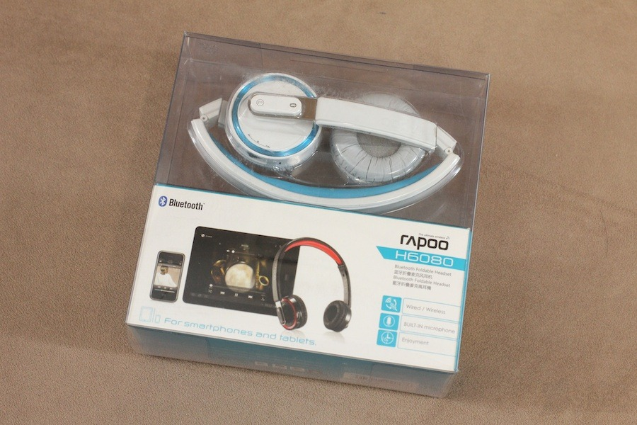 rapoo bluetooth headset how to connect