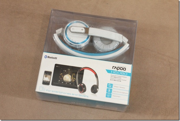 Rapoo Bluetooth Headset Review 001