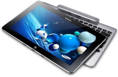 Samsung ATIV Smart PC Pro Windows 8 Tablet PC detachable keyboard cover