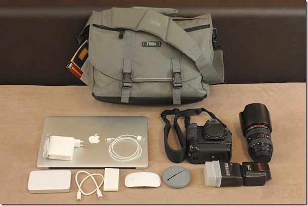 Tenba Messenger Bag Review 001